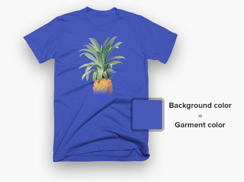 You Should Always Consider The Color Of Shirt When Creating Transparent Files We Suggest Choose A Background That Matches